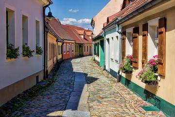 Hoyerswerda. Altstadt