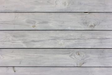 horizontal gray wooden boards