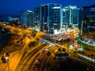 Aerial Landscape of Sarasota Florida