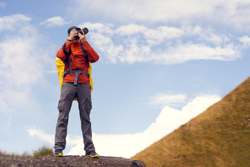 Image of photographer guy with camera