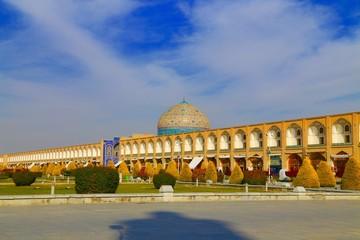 イランの古都、イスファハーン