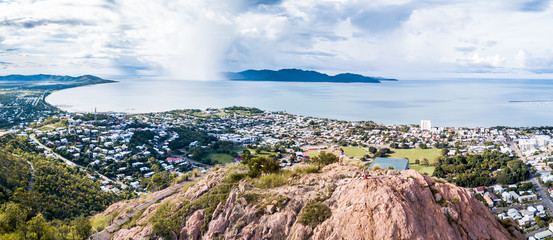 Castle Hill, Pallaranda, The Strand and Magnetic Island