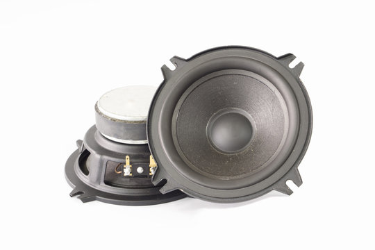 Car subwoofer audio