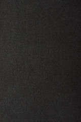 Dark black alcantara texture