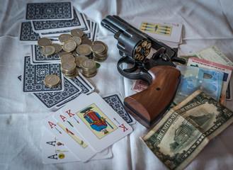 armas y juego
