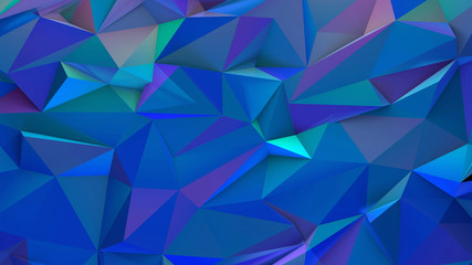 Pearl polygon background texture