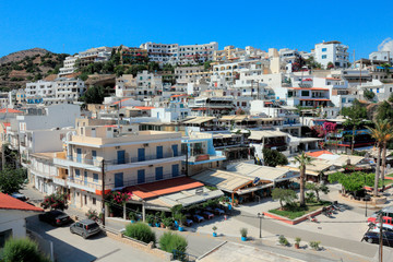 Agia Galini en Crète