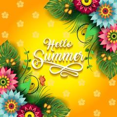 Happy Summer Flowers G