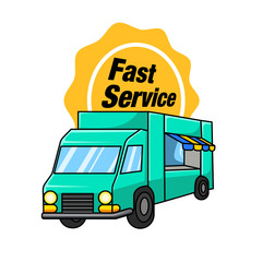 Food Truck Delivery