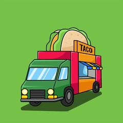 Food Truck Taco