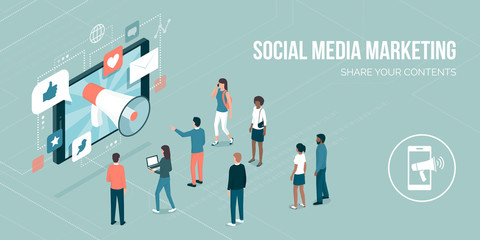 failles marketing social media image
