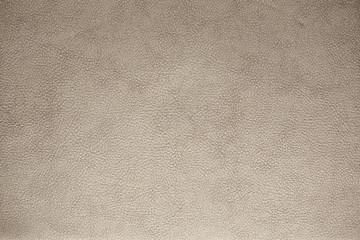 Creme Beige Leather Texture Design Stylish Background Tan Cloth Soft Material Light Fabric
