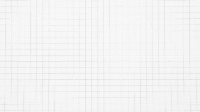 white grid paper background