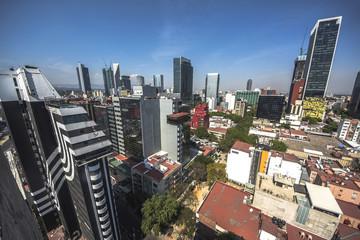 Paseo de La Reforma Square - Mexico City, Mexico