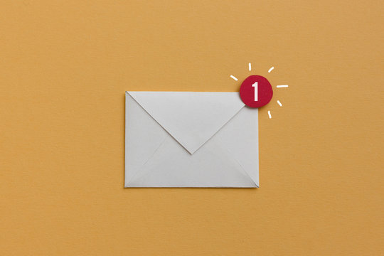 Sie haben eine neue E-Mail
