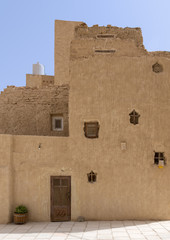 Residential buildings at the Monastery of Saint Paul the Anchorite (Monastery of the Tigers), dates to the fifth century AD and located in the Eastern Desert, near the Red Sea mountains, Egypt