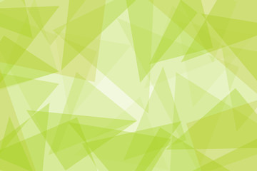 Abstract yellow business vector background with triangles
