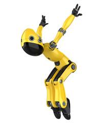 mini and realy nice robot