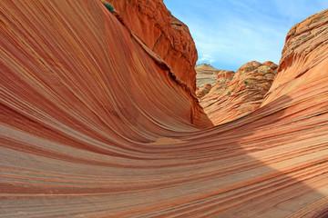 Enter to The Wave - Arizona