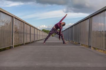 Yoga Bridge