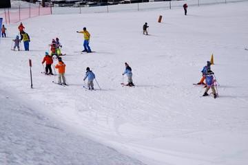 日本のスキー場
