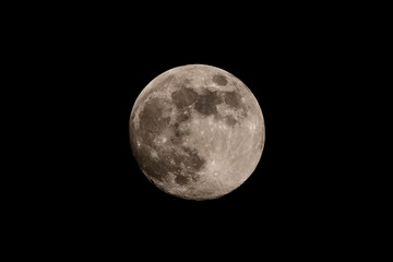 Very unusual moon. Can you find out the mystery arrow mark or arrow figure on the moon?  If you would recognize the lucky mark, you would be happy.  Focus on the left side.