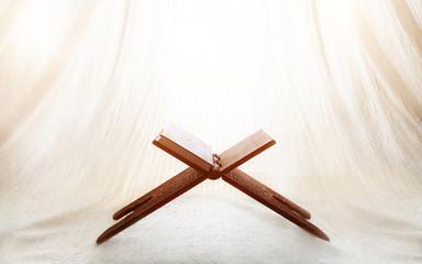 Quran - holy book in Islam