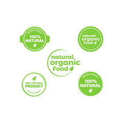 Natural, Organic Food Product Labels