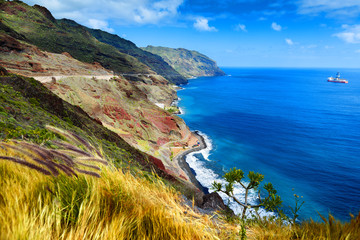 north coast of Tenerife,Canary Islands