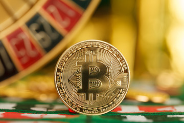 Roulette casino with bitcoin