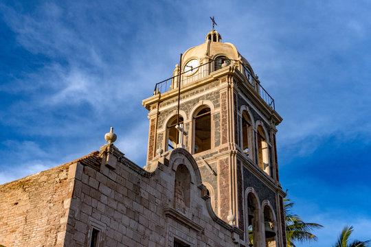 Loreto Mission Baja California Sur Mexico