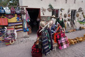 mexican souvenir shop