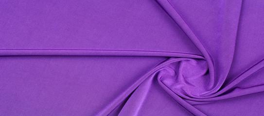 fabric silk texture. background. purple