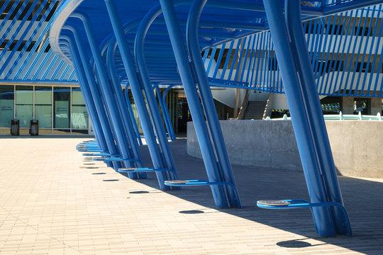 Angle Lake transit station