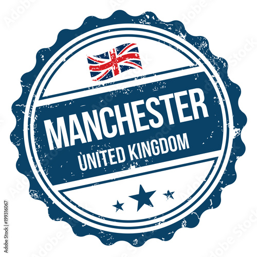 Manchester Rubber Stamp Stock Image And Royalty Free Vector Files