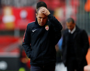 Ligue 1 - Stade Rennes vs AS Monaco