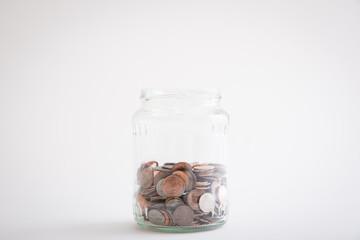 saving penny image