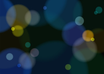 Light in the dark #Vector Background