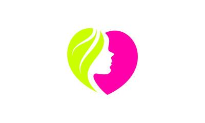 Women in love logo