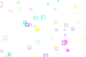 Illustrations of shape. For wallpaper or graphic design. Pattern, web, geometric, color & texture.