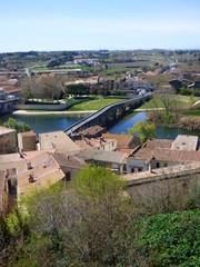 Béziers,ciudad de Francia en el departamento francés de Hérault, al suroeste de Montpellier.