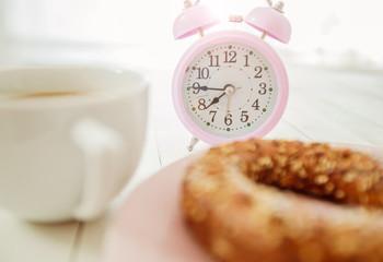 Breakfast Coffee Time