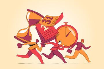 Venditori in Gara Contro il Tempo