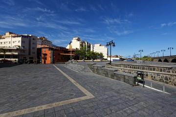 Puerto de la Cruz - Plaza de Europa