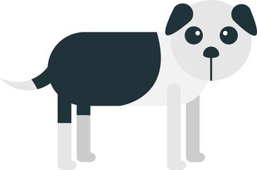 Rounded Dog
