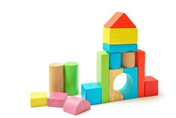 Block toys kids game