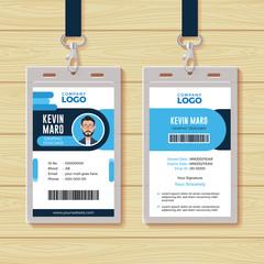 Creative Multipurpose ID Card Template