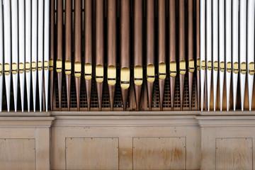 kirchen orgel detail