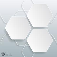 Honeycomb Structure #Vector Graphics