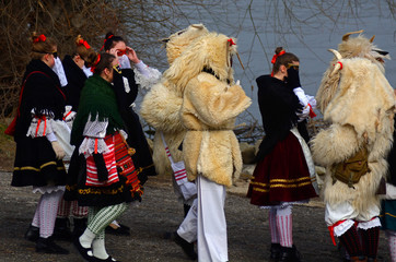 Buso Festival, Mohacs, Hungary